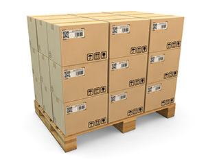 Pallettized Storage